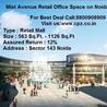 Mist Avenue Retail Office Space on Noida Expressway
