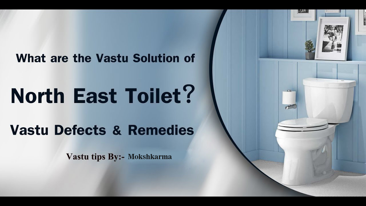 Vastu Tips For Bathroom And Toilet by Mokshkarm...