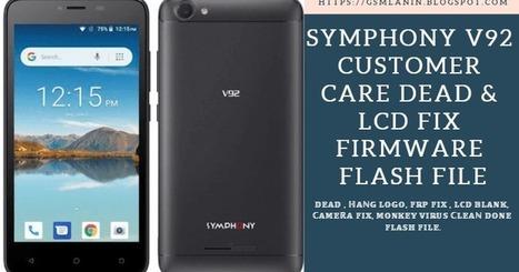 Gsm Lanin: Symphony V92 Customer Care Dead &