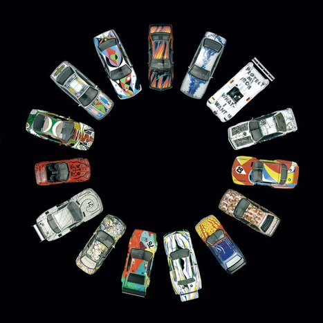 Love BMW Art Cars From Koons, Stella, Warhol | Personal Branding Using Scoopit | Scoop.it