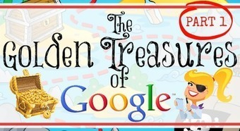 The Golden Treasures of Google! - Part 1 (Google Maps, Street View and Google Earth) | Student Engagement for Learning | Scoop.it
