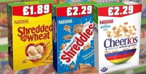 Nestlé Cereals launches Cereal Success trade website | Independent Retail News | Scoop.it