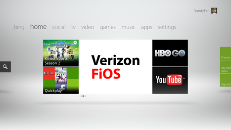 Microsoft Inks Deals To Bring HBO Go, Bravo, BBC And More To Xbox 360 | TV Everywhere | Scoop.it