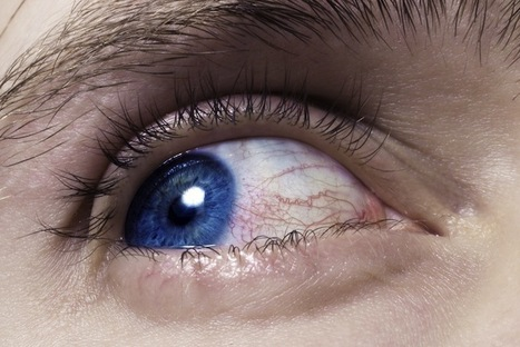 The blood in your eyes may soon replace your passwords ... | Eyes Make Art | Scoop.it