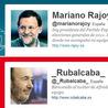 Twitter y los candidatos políticos