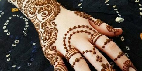 New Simple Easy Mehndi Designs For Hands