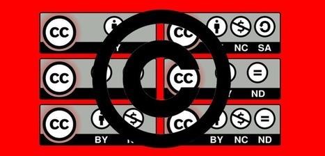 Edu-Curator: Hoe regel je het auteursrecht op jouw lesmateriaal dat je deelt op het internet? | Onderwijs, ICT, Internet | Scoop.it