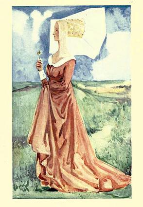 Vestimentas inglesas del siglo xiii al xix - Ropa interior medieval ...