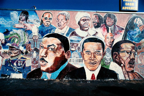 """The Urban Folk Art Keeping Obama's Legacy Alive"" 