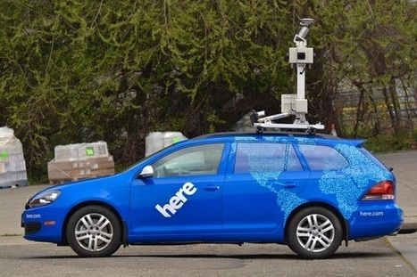 HERE unveils data collaboration to fuel autonomous driving - Mobile World Live | IVI-snews | Scoop.it
