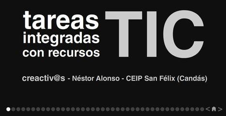 Tareas integradas con recursos TIC | Docentes y TIC (Teachers and ICT) | Scoop.it