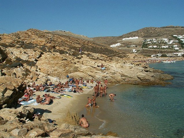 10 Great Gay Beaches in Europe