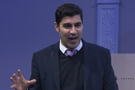 Parag Khanna on The Global Connectivity Revolution - RSA | Talks | Scoop.it