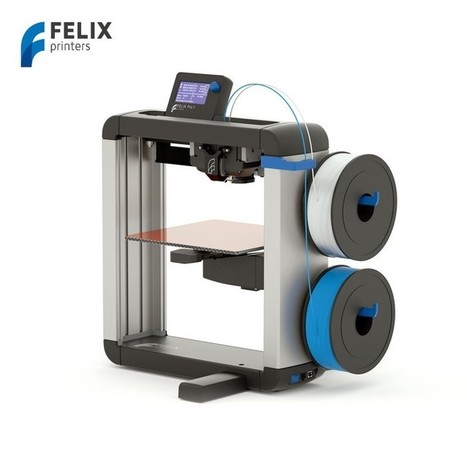 The Felix Pro 1 3D Printer | 3D Printing in Manufacturing Today | Scoop.it