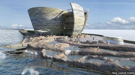 World's first lagoon power plants unveiled in UK | Geography @ Stretford | Scoop.it