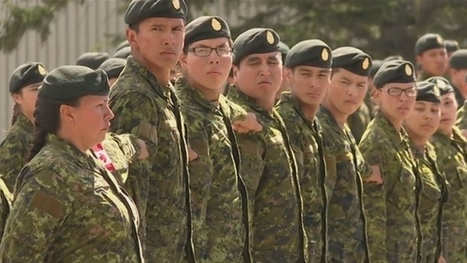 Report condemns 'systemic' racism toward Indigenous military members | Canada and its politics | Scoop.it