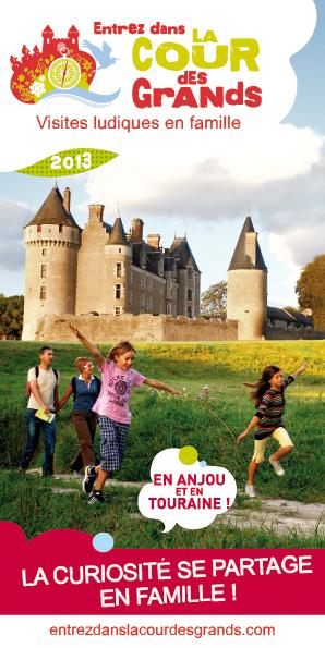 Familles, Entrez dans la cour des Grands en Anjou et en Touraine | loire valley | Scoop.it