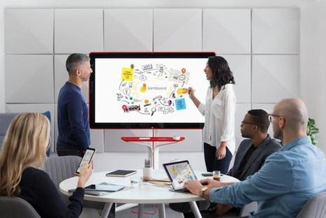 Google is trying to reinvent the whiteboard | Visual Thinking | Scoop.it