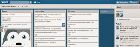The De-tech-tive 4 Teachers: Organize Group Tasks Easily with Trello | Mrs Beatons Web Tools 4 U | Scoop.it