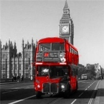 Yoohoo! It's the 2/1's news!: London bus | #Quadblogging and #passtheblog | Scoop.it