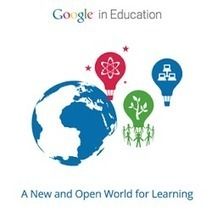 Google Apps in Education - Google+   In the eye of the new world   Scoop.it