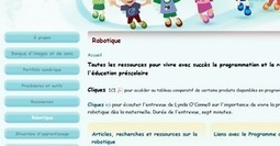 Ressources de programmation et de robotique  robotique-codage-technologie-low-tech |  Scoop.it