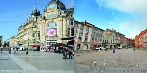 Toulouse, plus attractive que Montpellier selon l'Insee | Toulouse La Ville Rose | Scoop.it