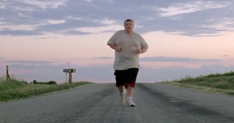 America Is Falling In Love With The Chubby Kid In This New Nike Ad | transmedia marketing: storytelling for business, art and education | Scoop.it