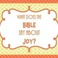What Does the Bible Say About Joy - Bible Lesson Task Cards | Children's Ministry Ideas | Scoop.it