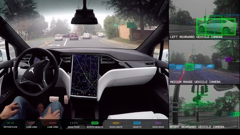 U.S. investigators say that Tesla's autopilot system didn't fail in a fatal crash | Future Trends and Advances In Education and Technology | Scoop.it
