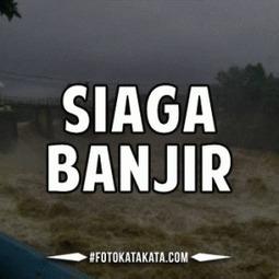Foto Meme Kata Lucu Banjir Jakarta