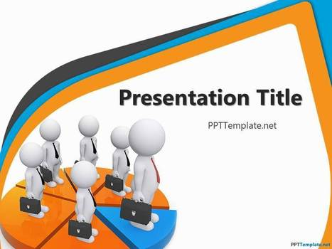 free sales ppt template - ppt presentation back, Presentation templates