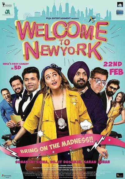 New Hindi Movei 2018 2019 Bolliwood: Welcome To New York (2018) Full Hindi Movie Wat
