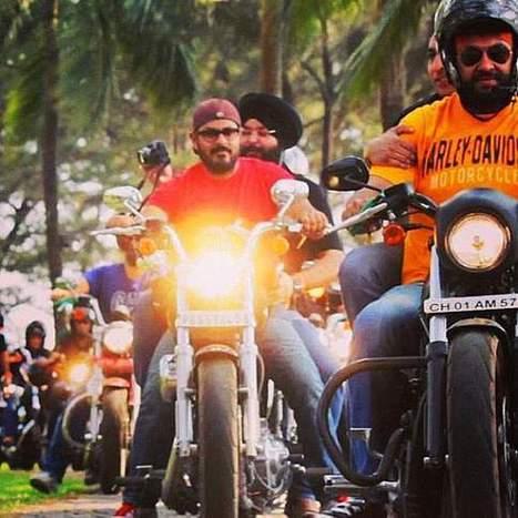 Harley-Davidson a 110 ans | Voyages et balades à moto | Scoop.it