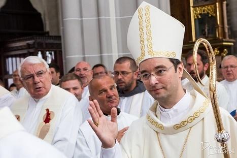 Mons. Marek Forgáč tesne pred biskupskou vysviackou: Mladí sú naša budúcnosť | Správy Výveska | Scoop.it