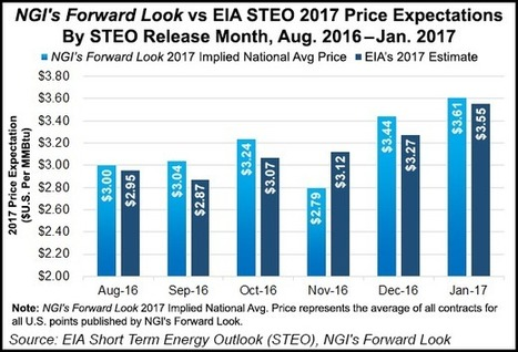 EIA Sees Lower 48 NatGas, Oil Output Rising Through 2018 - Fueladdicts | EconMatters | Scoop.it