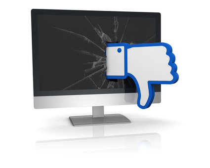 5 Reasons Why You're Scaring off Facebook Friends | The Perfect Storm Team | Scoop.it