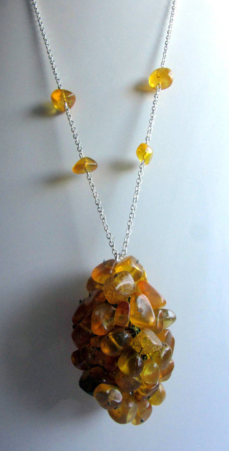 Original Amber Necklace | Fashion & Jewelry | Scoop.it