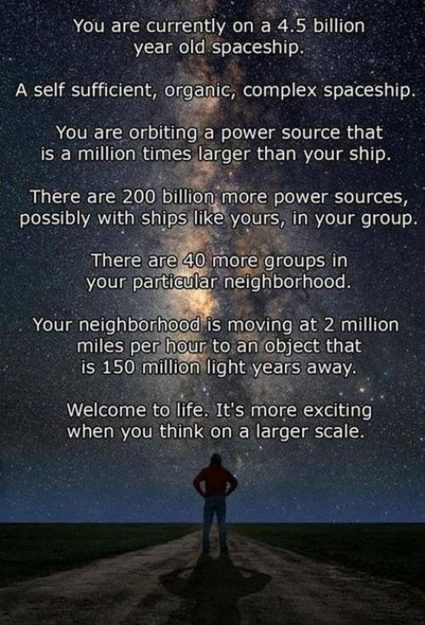 A few mind-blowing facts you might not know about the universe (35 Photos) | Amazing | Scoop.it