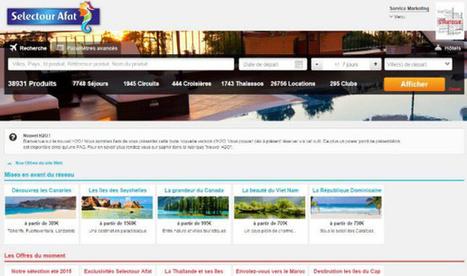 [Tourisme] Selectour Afat lance une nouvelle version du portail H2O   Marketing, Digital, Stratégie, Consommation, Réseaux sociaux, Marques, ...   Scoop.it