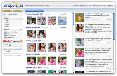 DropShots™ - Free Video Hosting & Photo Sharing; No Advertising. Upload Now! | Cool Web Tools | Scoop.it