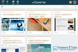 elCurator : un outil en ligne pour partager du contenu | veillepédagogique | Scoop.it