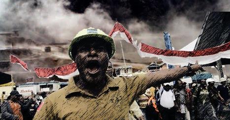 Freeport Indonesia to renegotiate mining contract || AK Rockefeller | Geopolitics | Scoop.it