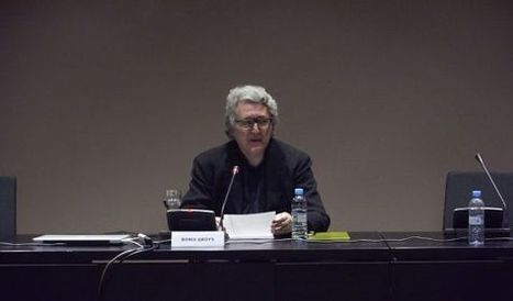Boris Groys: relato de la transformación del museo de la mano de Internet   ARTE, ARTISTAS E INNOVACIÓN TECNOLÓGICA   Scoop.it