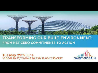 Replay : Transforming our built environment: from net-zero commitments to action