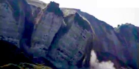 Une falaise s'effondre en Seine-Maritime | Totalmente Natura | Scoop.it