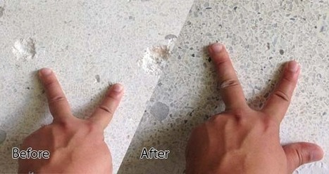 Terrazzo Floor Restoration Fort Lauderdale Te