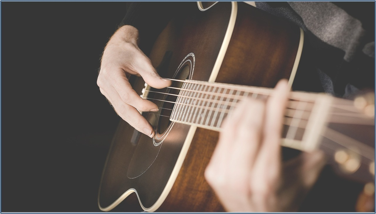 Lets Play Guitar Posts By Any Guitar Chor