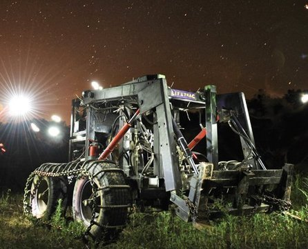 You Built What?!: A Tractor For The Apocalypse | Tracking the Future | Scoop.it