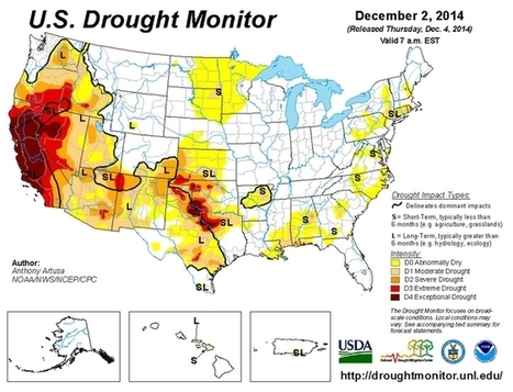 "Yikes! Past 3 years of California drought are ""worst in 1,200 years"", new study finds 